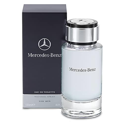 Mercedes Benz Eau De Toilette Spray for Men, 4.0 Ounce