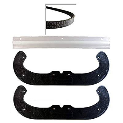 117-7700 KIT Toro 180 Power Clear Snowthrower Paddles, Belt, & Scraper