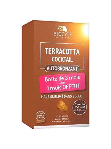 classement un comparer Biocyte Terracotta Multivitamins and Minerals Multivitamines autobronzantes et minéraux…