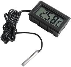 fitTek -  LCD TERMOMETRO PROFESSIONALE DIGITALE CON SONDA PER ACQUARIO PESCI