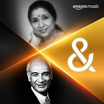 Asha Bhosle & O.P. Nayyar: TOGETHER