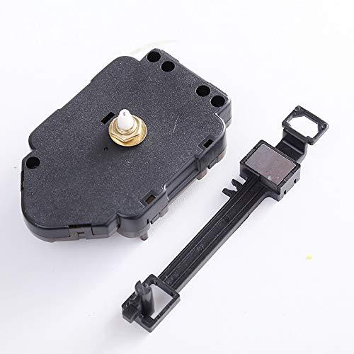 XiangZe 13mm / 0.51inch Quarz Uhrwerk, Quarzuhrwerk, für Zifferblätter, Zeigersatz Zeiger Uhr Wanduhr DEKO Bastler Ersatz