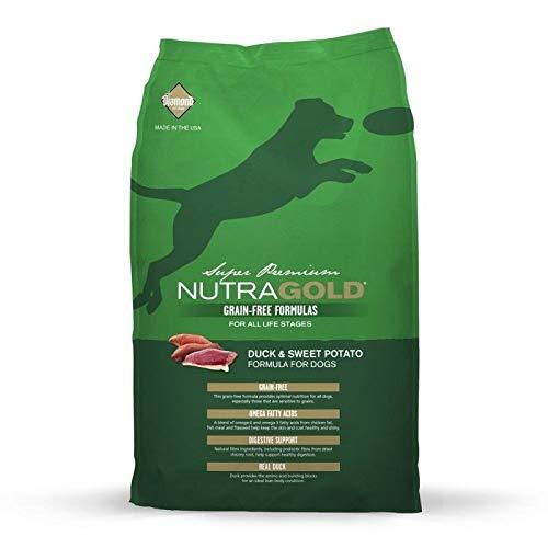 Nutra Gold Holistic pienso para perros sin grano con Pato 13,6 kg