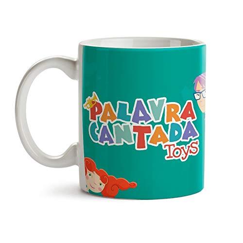 Caneca Palavra Cantada Toys