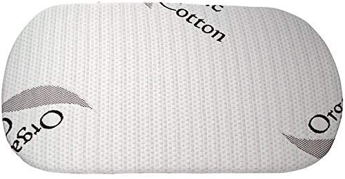 Callowesse Baby Hug 4 in 1 Crib Mattress Organic Cotton - 76 x 38 x 4cm. Machine Washable