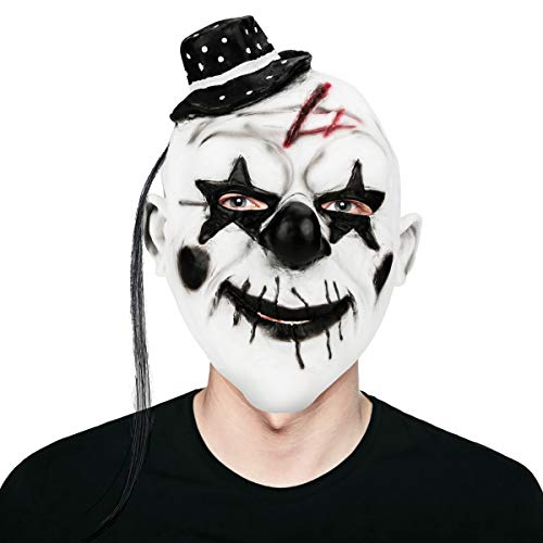 50 Pack Spugna Clown Nose Rosso Pagliaccio Circus Party Halloween Costume dancepandas Schiuma Naso da Clown