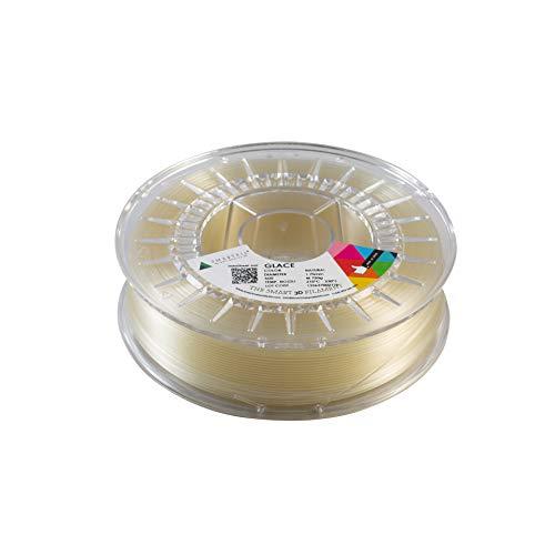 smartfil, smglc0nt0a075, filamento elastico E flessibile per stampante 3d, 1.75mm, 750G, NATURALE