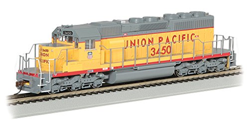 Bachmann Industries Union Pacific #3450 Diesel Locomotive Train