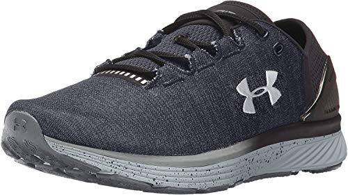 Under Armour UA Charged Bandit 3, Zapatillas Hombre, Gris (Stealth Gray 008), 41 EU