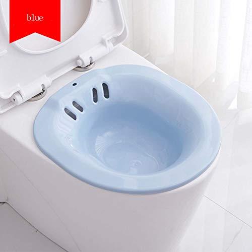 LIXIN Bidet Portatil Acoplable para WC, Bidé Plegable para Inodoro, para Alivio...