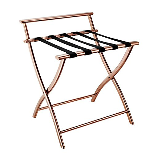 Purchase CHAOYANG Hotel luggage rack stainless steel luggage rack, hotel bedroom Foldable Luggage ...