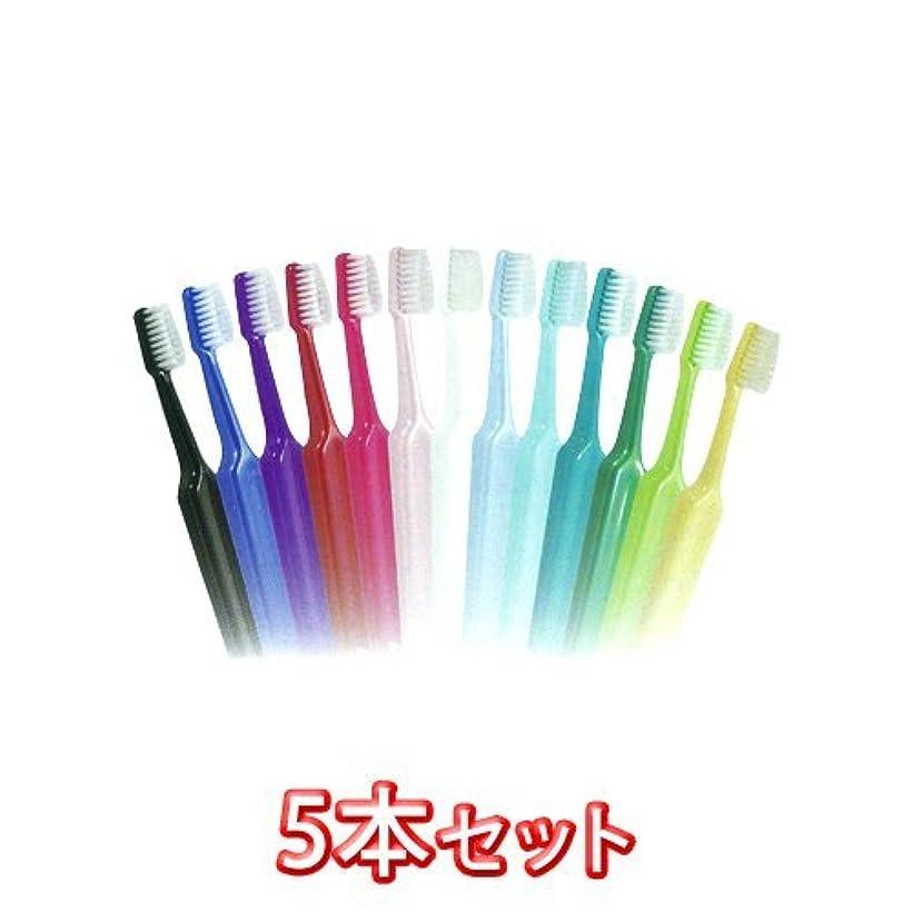 受粉者天使床を掃除するクロスフィールド TePe テペセレクトコンパクト 歯ブラシ × 5本入 コンパクトソフト