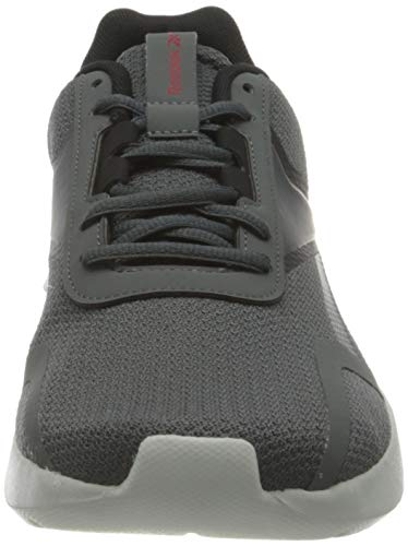 Reebok Energylux 2.0, Zapatillas de Running Hombre, Trugr7 Negro Insred, 44 EU