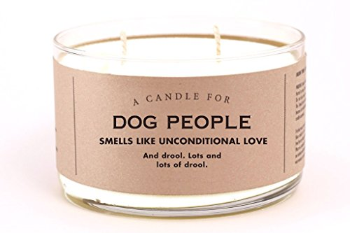 Whiskey River Candle (Dog People)