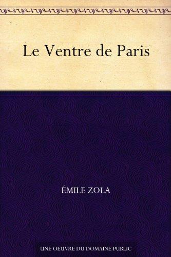 Couverture du livre Le Ventre de Paris