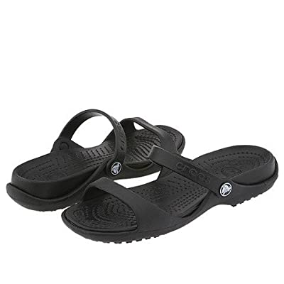 Crocs Cleo (Black/Black) Women