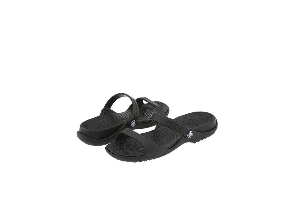 Crocs Cleo (Black/Black) Women
