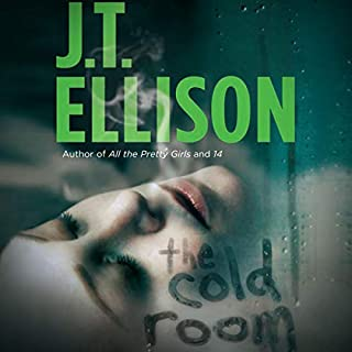 The Cold Room audiobook cover art
