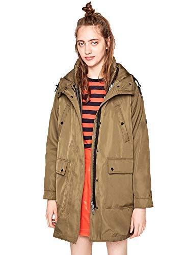 Pepe Jeans PL401526 Daunenjacke Frauen Green S