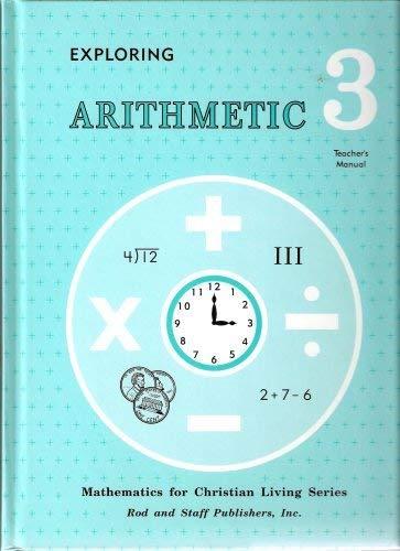 Exploring Arithmatic Grade 3 Math Pupil Textbook