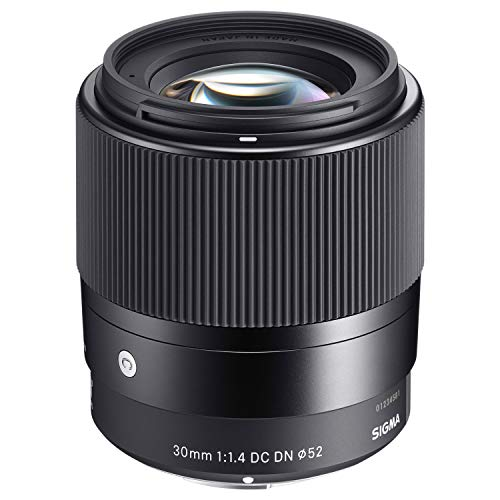 30mm F1.4 DC DN   C for EF-M Mount