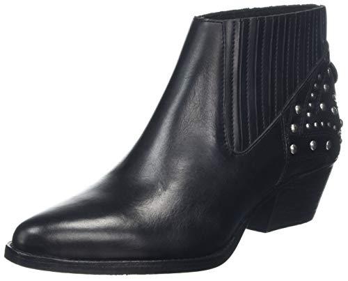 H by Hudson Ernest, Botines para Mujer, Negro (Black 53), 39 EU (Zapatos)
