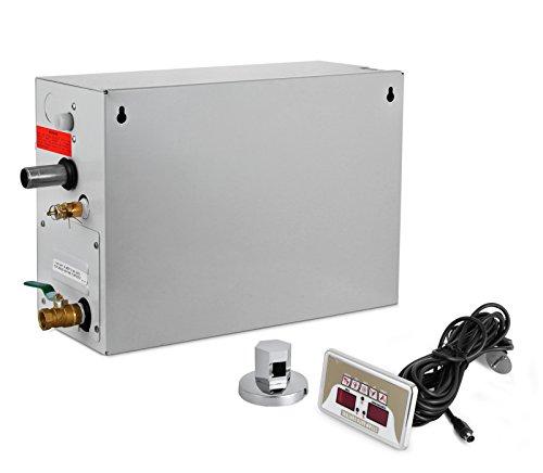 Happybuy Steam Generator 9KW Steam Showers 220V-240V Sauna Steam Generator