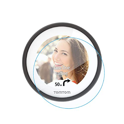 [2 pezzi] LFOTPP Pellicola Protettiva per TomTom Vio Vetro Temperato protezione schermo - 9H antigraffio Trasparente