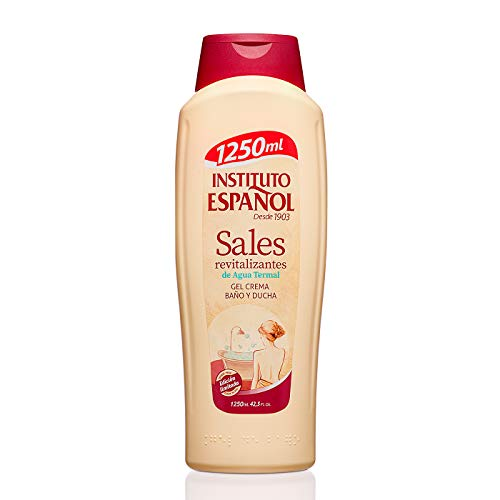 Instituto Español Gel de Baño Sales Revitalizantes - 1250 ML