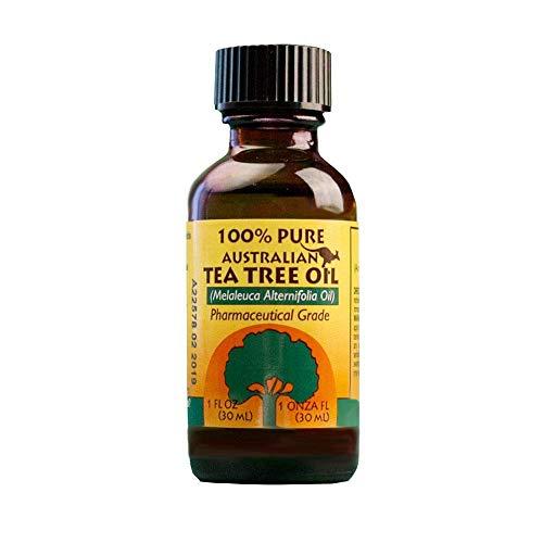 Humco 481791001 100% Pure Australian Tea Tree Oil, 1-PACK
