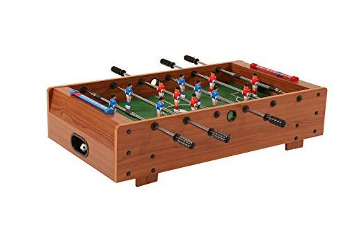 Bandito Fußballkicker als praktische Tischauflage, mit Teleskopstangen (SA)