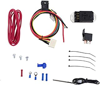 Mishimoto MMFAN-CNTL-UPROBE Black Adjustable Fan Controller Kit
