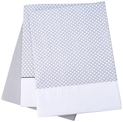 Kabely sängkläder säng 90 cm grå
