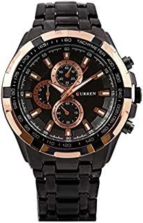 Curren Casual Watch For Men Analog Stainless Steel - M-8023