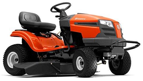 Husqvarna TS 138 - Tractor Cortacésped para mantillo, con ruedas motrices, arranque: Eléctrico 8600 W, Corte 97 cm
