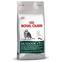 Royal Canin Outdoor Cat Ageing 7+ Dry Mix 2 kg