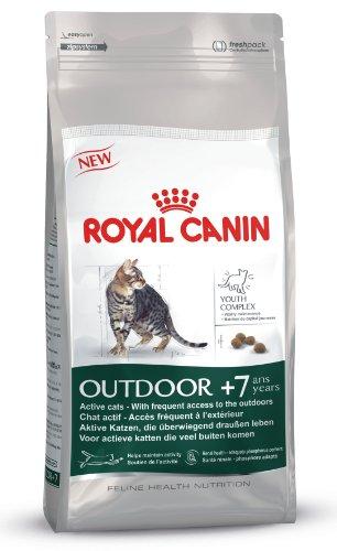 Royal canin outdoor +7 kattenvoer 400 GR
