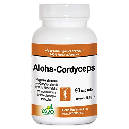 CORDYCEPS ALOHA 90 Capsule Avd Reform