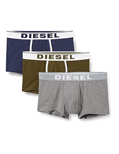 Diesel Herren UMBX-DAMIENTHREEPACK Boxershorts, E5443-0JKC, M