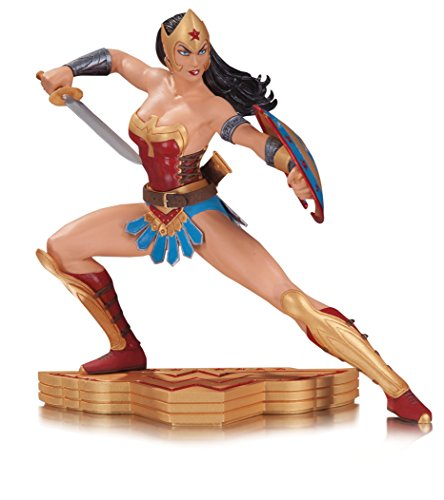 DC Collectibles Wonder Woman Arte Guerra Jose Luis