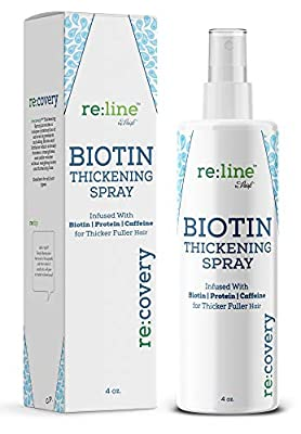 Biotin Hair Thickening Spray