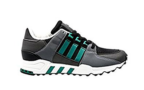 Adidas Originals Equipment Running Support, Core Black-Sub Green-Chalk White, 6