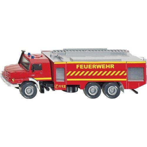 Mercedes Benz Zetros Feuerwehrauto