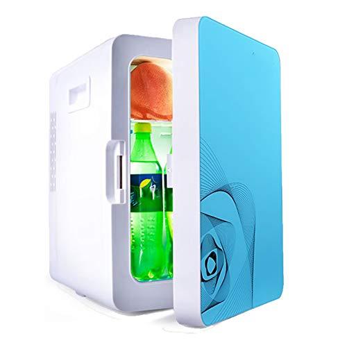 Congelatore per auto portatile Frigo frigorifero Frigorifero per auto auto doppio uso frigorifero per auto 12 V Riscaldatore del radiatore Parti universali del veicolo