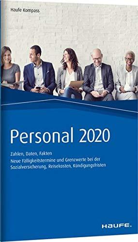 Personal 2020: Zahlen, Daten, Fakten (Haufe Kompass)