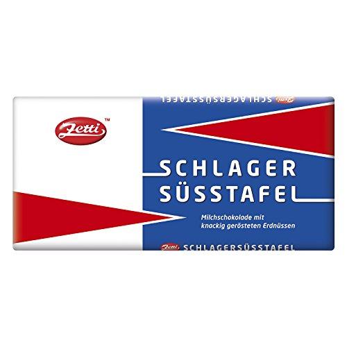 Zetti Schlager Süßtafel ++ DAS Ostprodukte Geschenk - DDR Traditionsprodukt und Ossi Kultprodukt