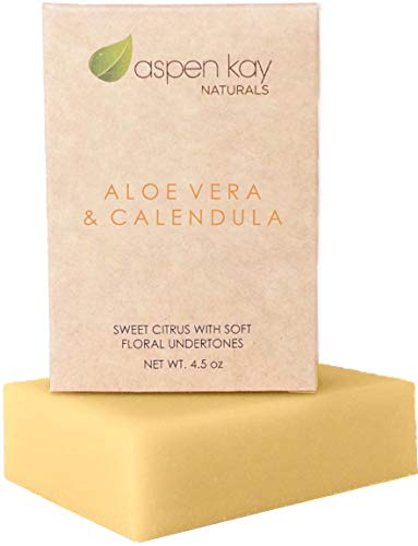 Aloe Vera & Calendula Soap