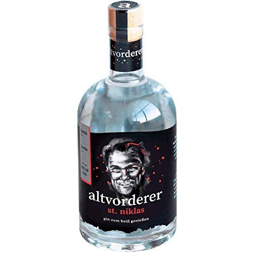 altvorderer - Gin st. niklas / 41% Vol. - Mit einer Kombination aus Sternanis, Nelken und Kardamom - 0,5l