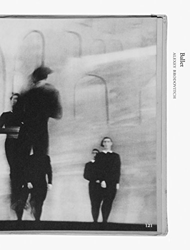 Alexey Brodovitch: Ballet: Books on Books No. 11