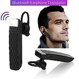 JINLO Música Traducción Llamar 3 En 1 Bluetooth Auriculares Traductores Voz En Tiempo Real Alta Fide...